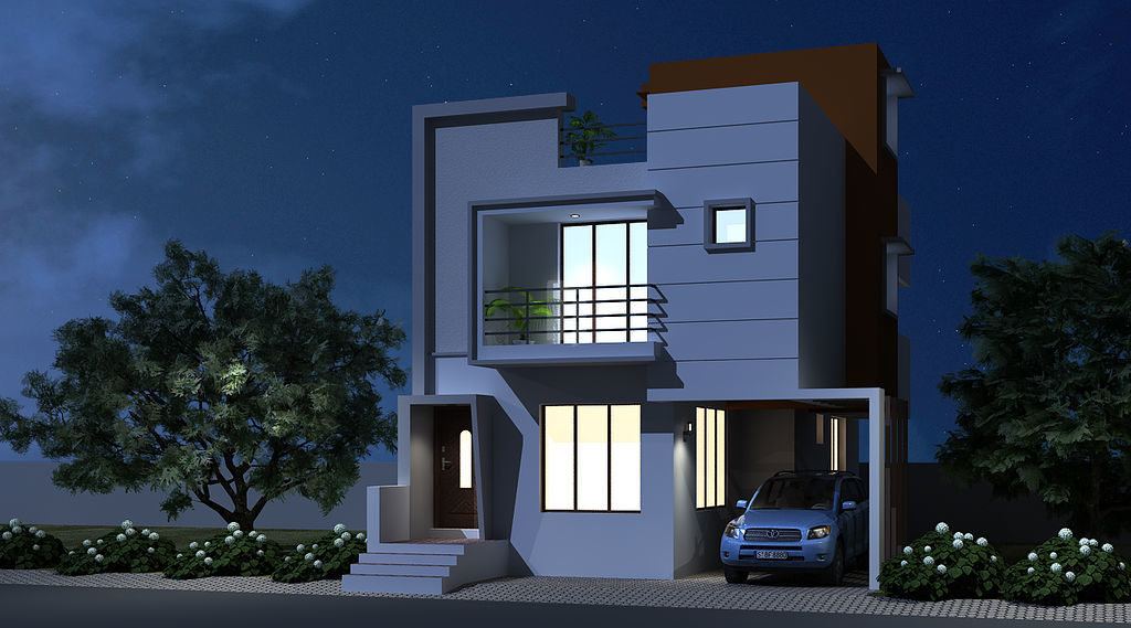 Annai Aashna - Elevation Photo
