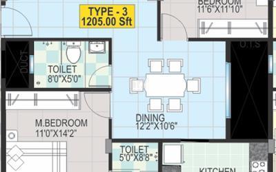 sohum-isiri-in-nallurhalli-floor-plan-2d-1fti