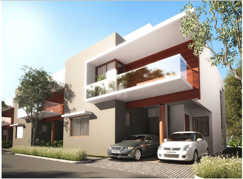 JRD Royale Villas - Project Images