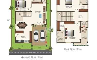 guru-raghavendra-royal-palms-in-gajularamaram-floor-plan-2d-lug