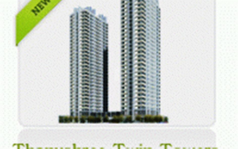 Thanushree Twin Towers - Project Images