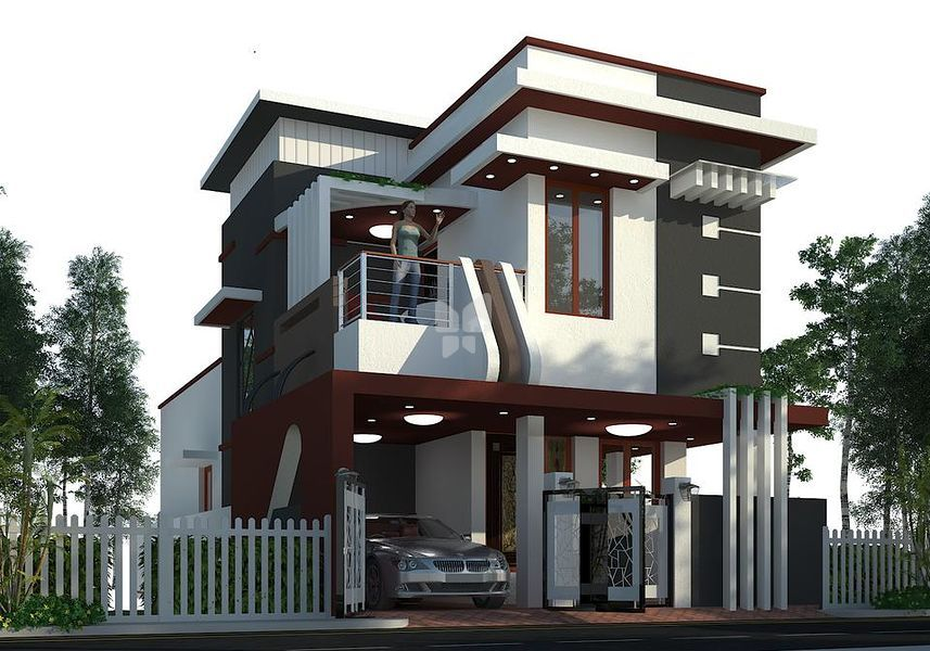 Green Nest villas - Project Images