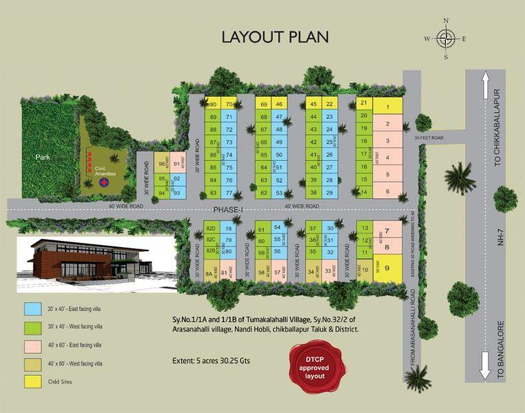 Sitrus Meadows - Master Plans