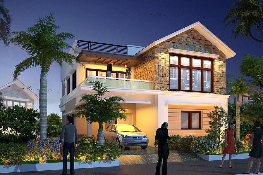 Subishi Bliss Luxury Homes - Elevation Photo