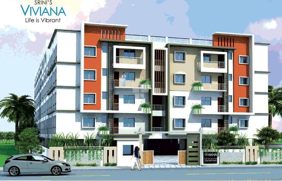 Srini's Viviana - Project Images