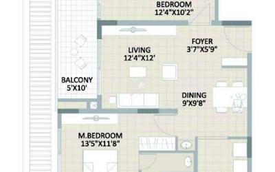saroj-harmony-in-gunjur-floor-plan-2d-pry