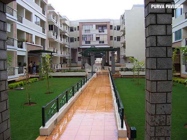 Puravankara Purva Pavilion - Elevation Photo