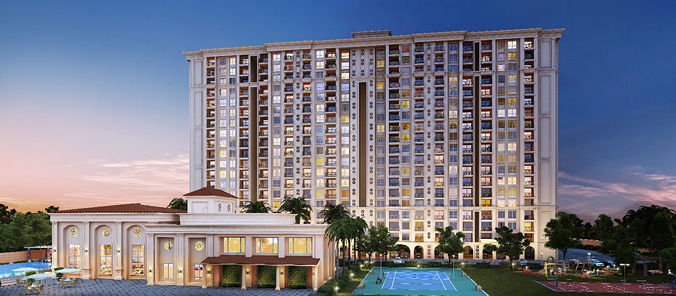 Hiranandani Glen Classic - Elevation Photo