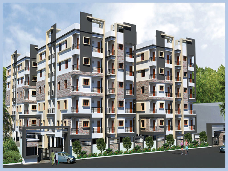 Anubandana Sai Crystal Avenue - Project Images