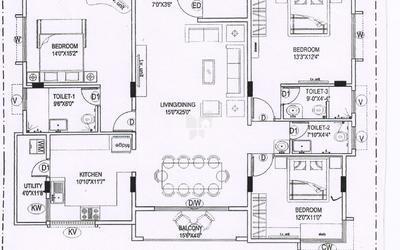 h2a-apartment-in-koramangala-4th-block-1plz