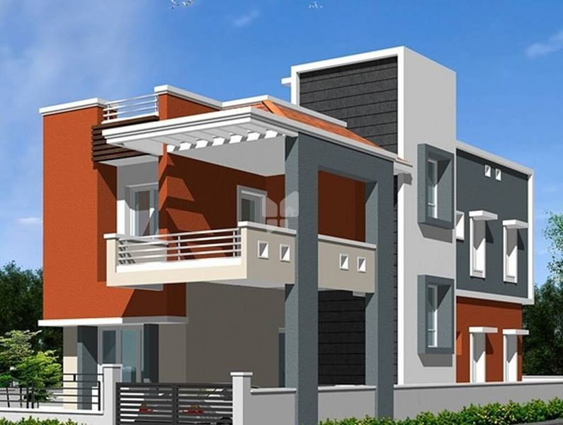 KK Shanthi Villa - Elevation Photo