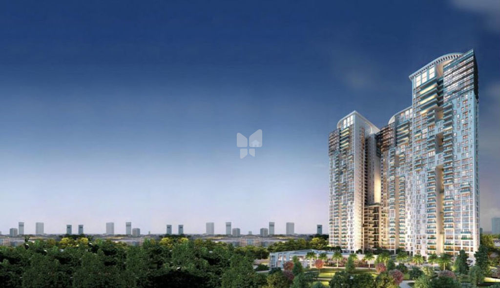 Karle Town Centre - Elevation Photo