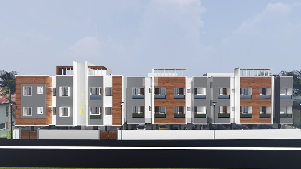 Double T Green Homes - Elevation Photo