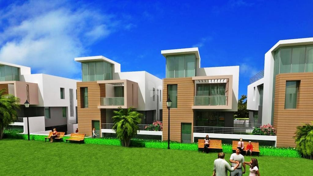 Shree Kapil Aasmant Bunglows - Project Images