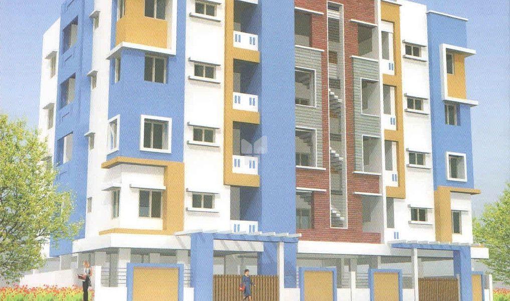 Sai Pavitra Residency - Elevation Photo