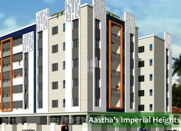 Aasthas Imperial Heights - Elevation Photo