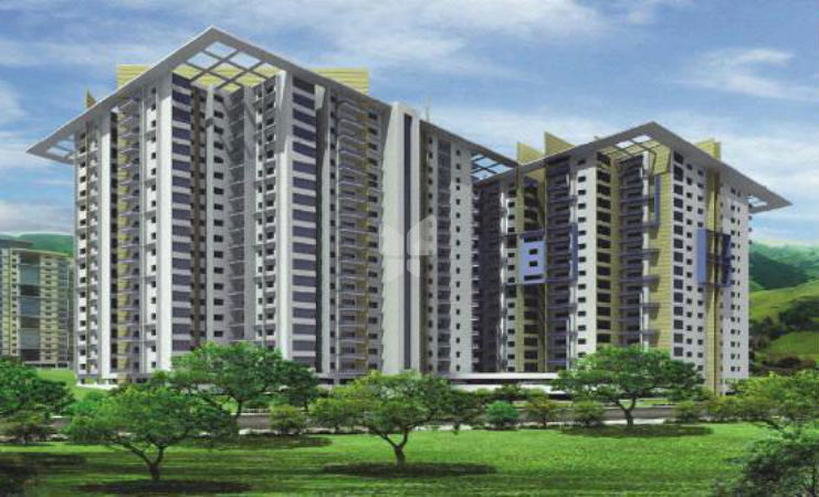 Shriram Paramount Towers - Elevation Photo
