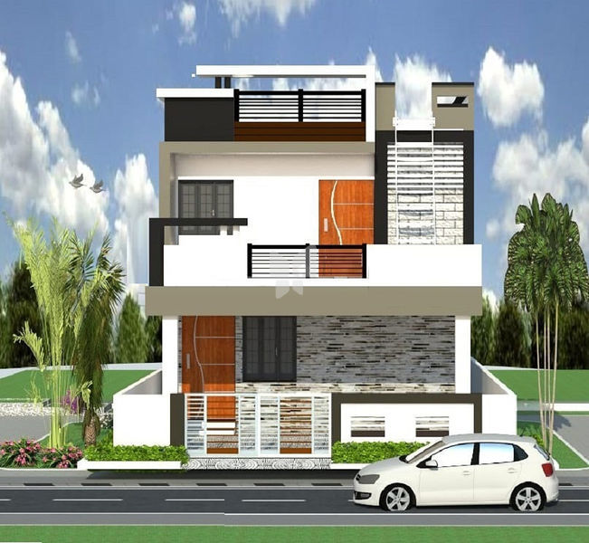 Annai Meenakshi Residency - Project Images