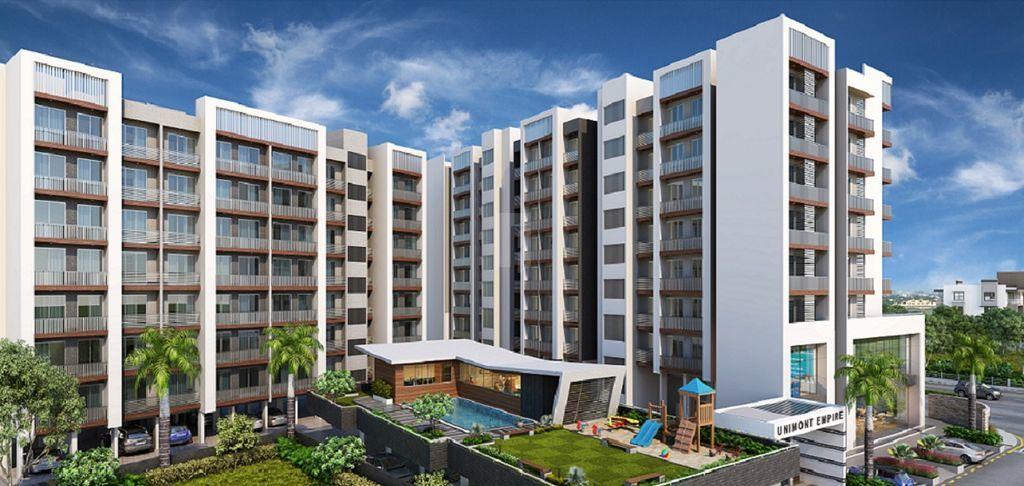 Unimont Empire Khopoli - Project Images