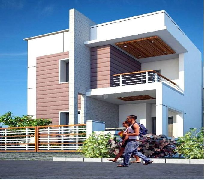 Vibhav Garden - Project Images