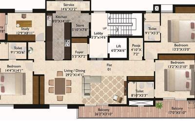 ceebros-vishwas-in-abhiramapuram-floor-plan-2d-n9c