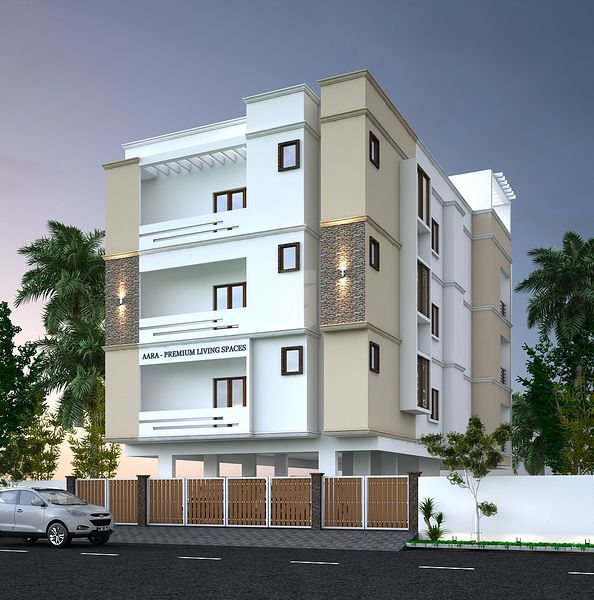 Aara - Premium Living Spaces - Elevation Photo