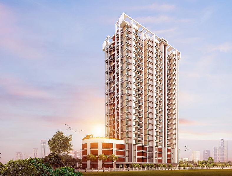 Abisky Valora Towers - Elevation Photo