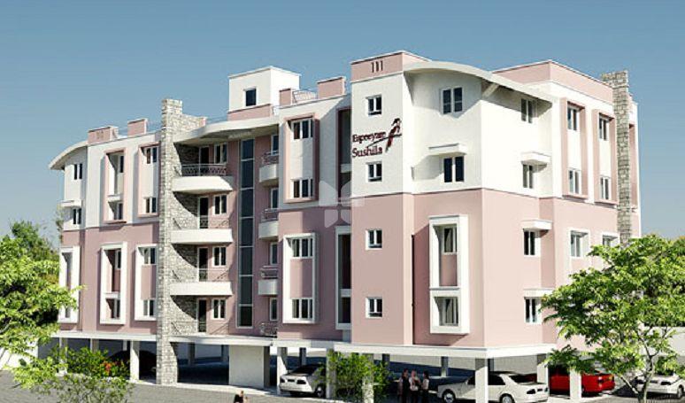 Espeeyare Sushila Apartment - Elevation Photo