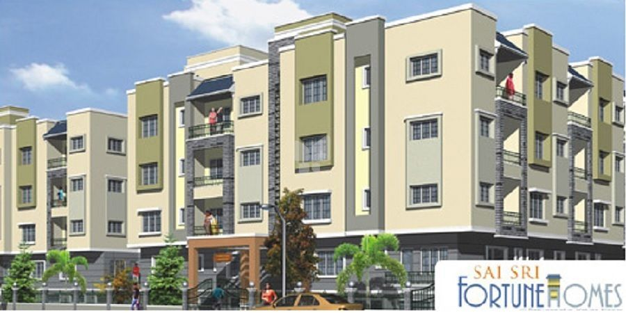 Obel Sai Sri Fortune Homes - Elevation Photo