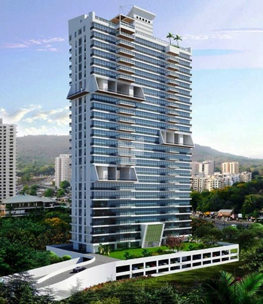 Raunak Viraj Tower - Project Images