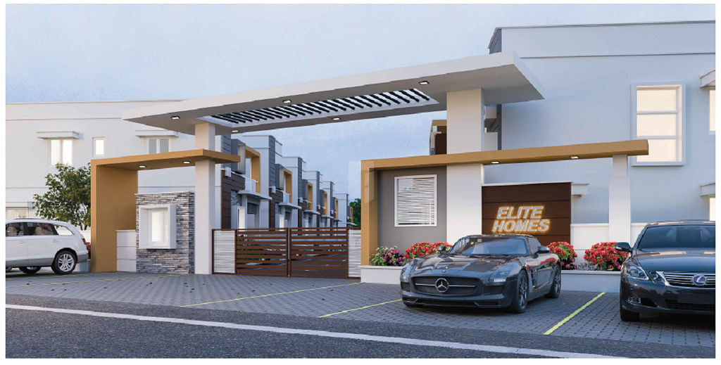 Elite Homes - Elevation Photo