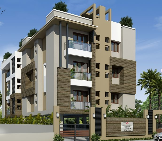 India Builders Urban Oasis