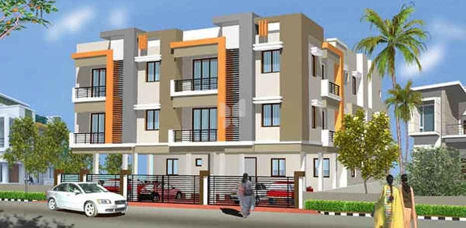 Sri Durga Vijaya Apartments - Elevation Photo