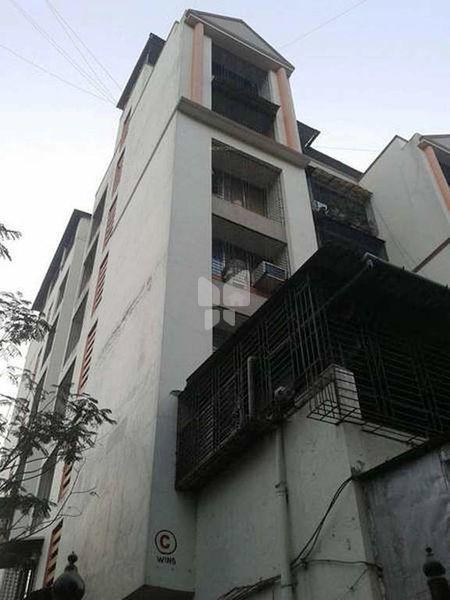 Concrete Sai Sharan Apartment - Elevation Photo