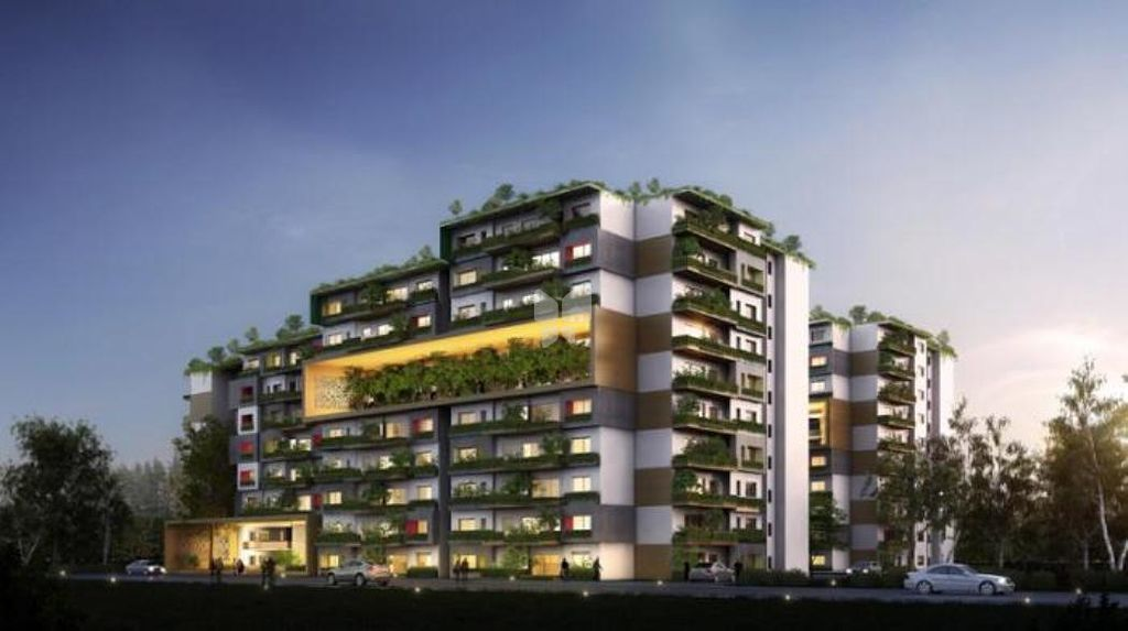 MPN Green Storeys - Project Images