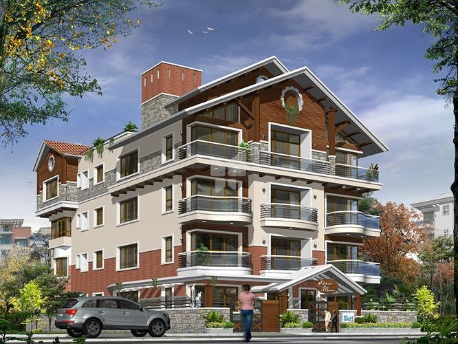 Kishore Manor - Project Images