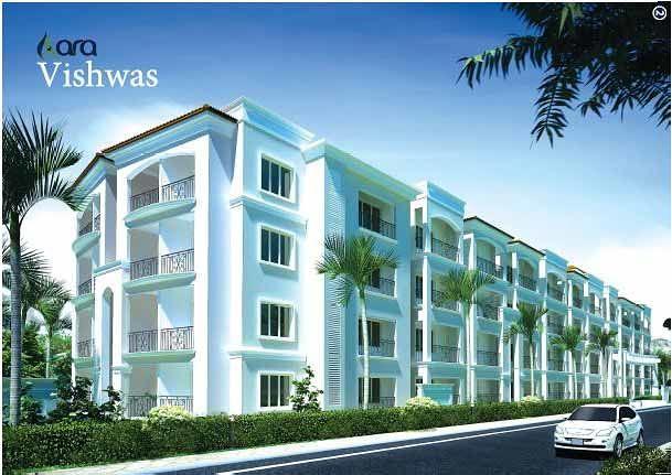 ARA Vishwas - Elevation Photo
