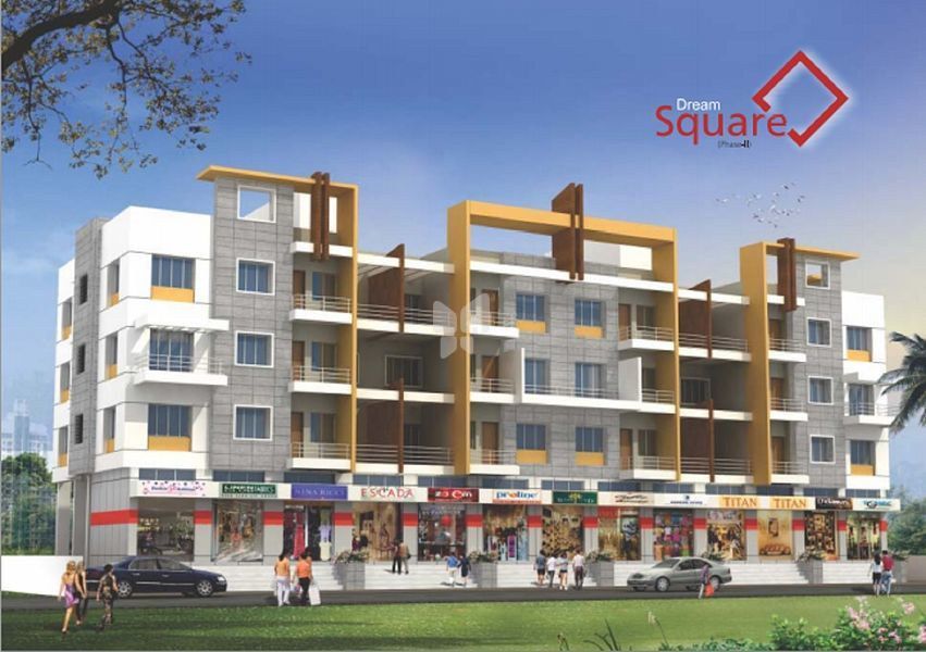 Shree Dream Square - Project Images