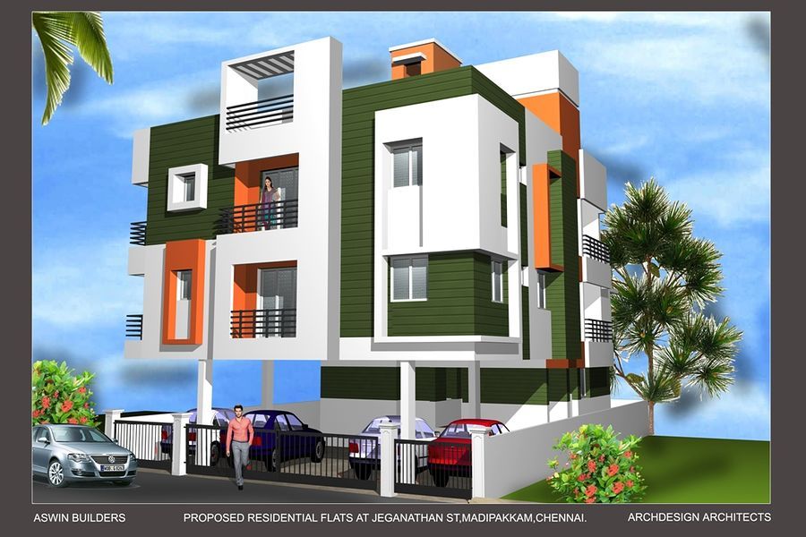 Aswin Green Land - Project Images