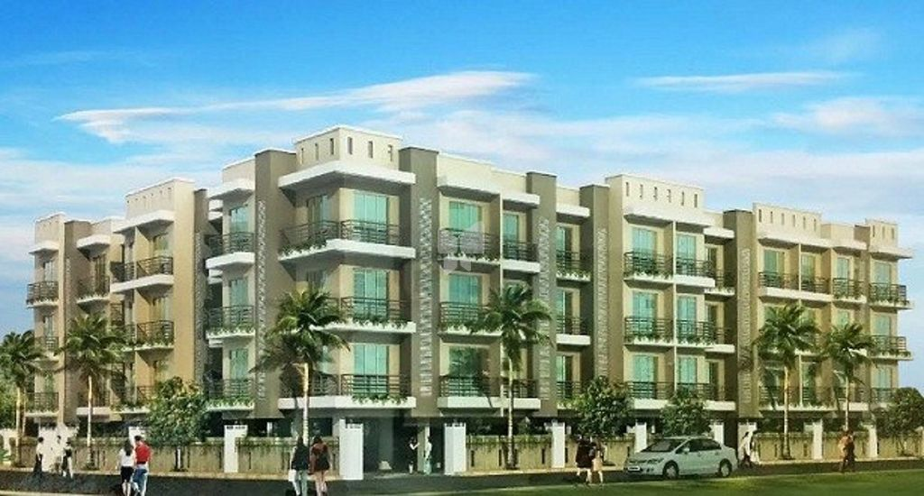 Shree Vastupurti Hill View Complex - Elevation Photo