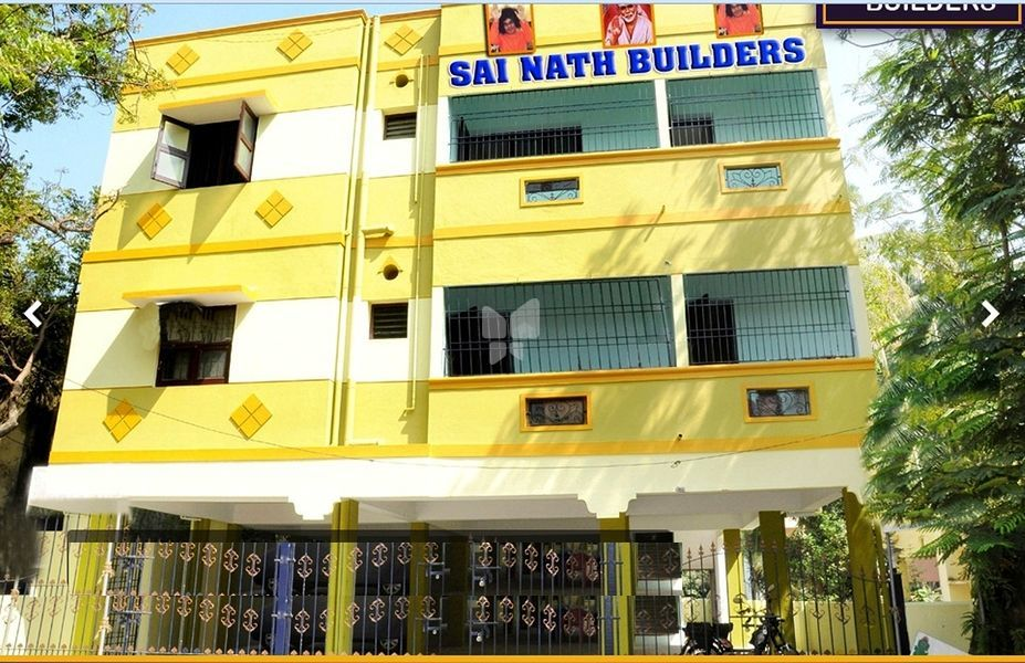 Sai Nath Bhel Nagar Flats - Elevation Photo