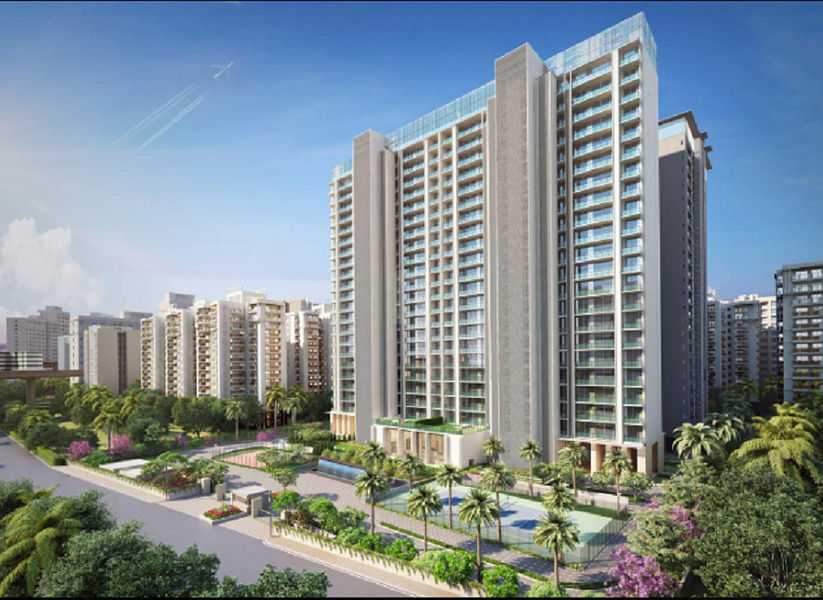 Suncity Platinum Towers - Project Images