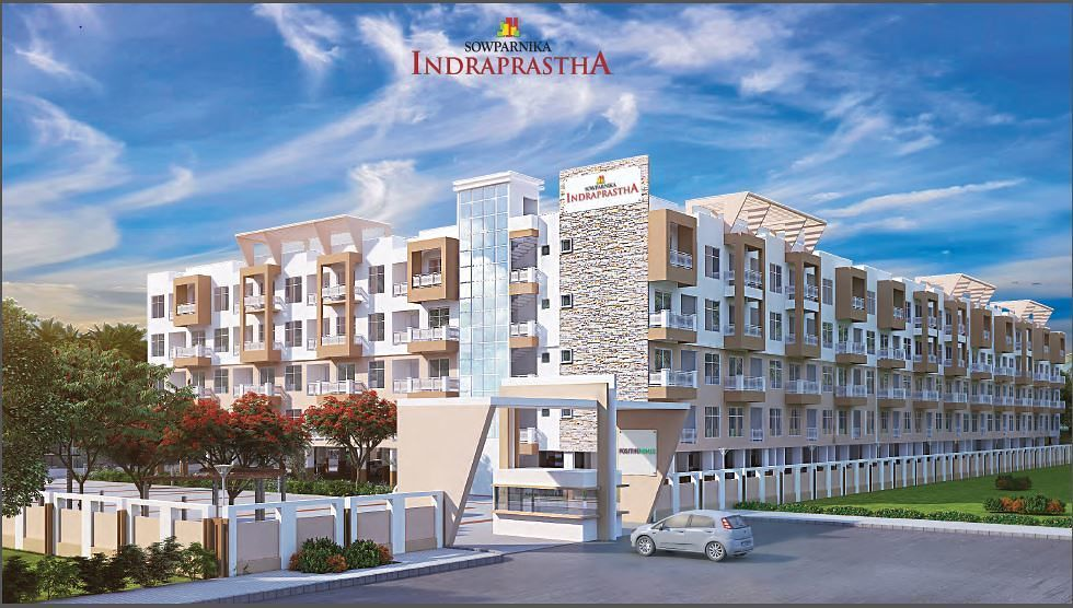 Sowparnika Indraprastha - Elevation Photo