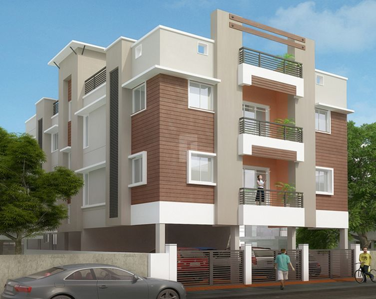 ML Homes Poorna Pragna - Project Images