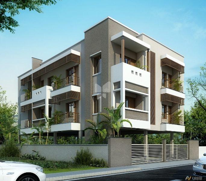 S Homes Guru Kripa - Elevation Photo