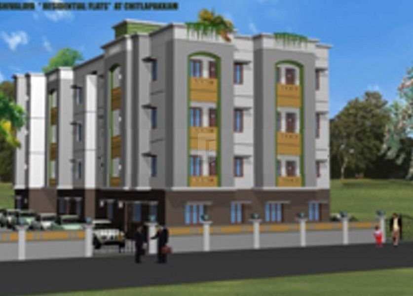 Guru Krupa Apartments - Elevation Photo