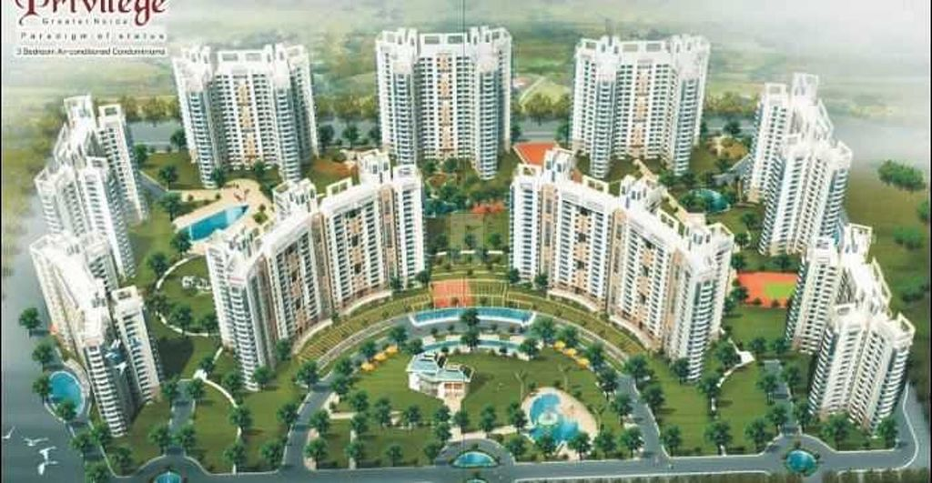 Parsvnath Privilege - Project Images