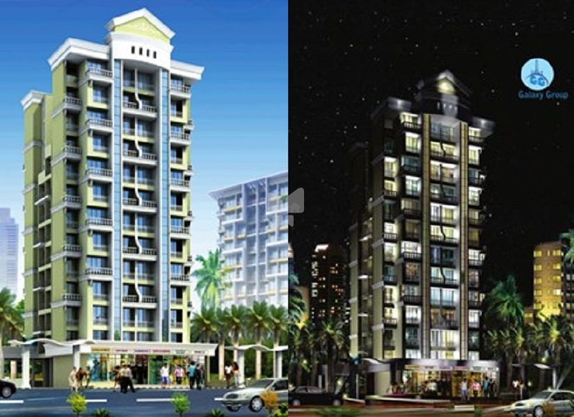 Galaxy Krishna Tower - Project Images