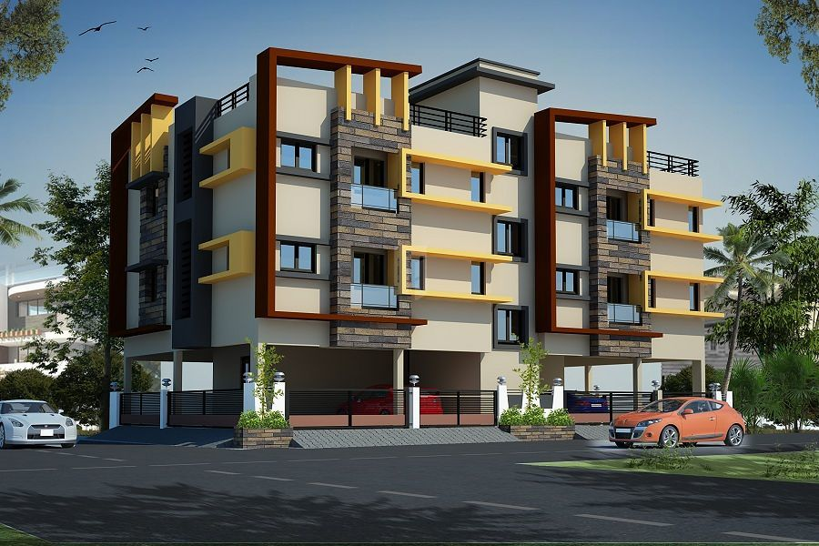 Shri Ragav Akshayam - Elevation Photo