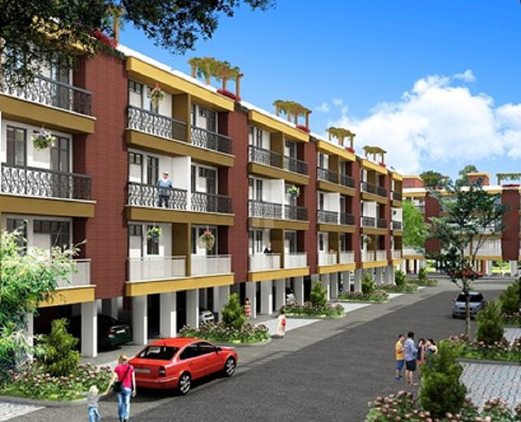 Chitransh Saartha Enclave - Project Images